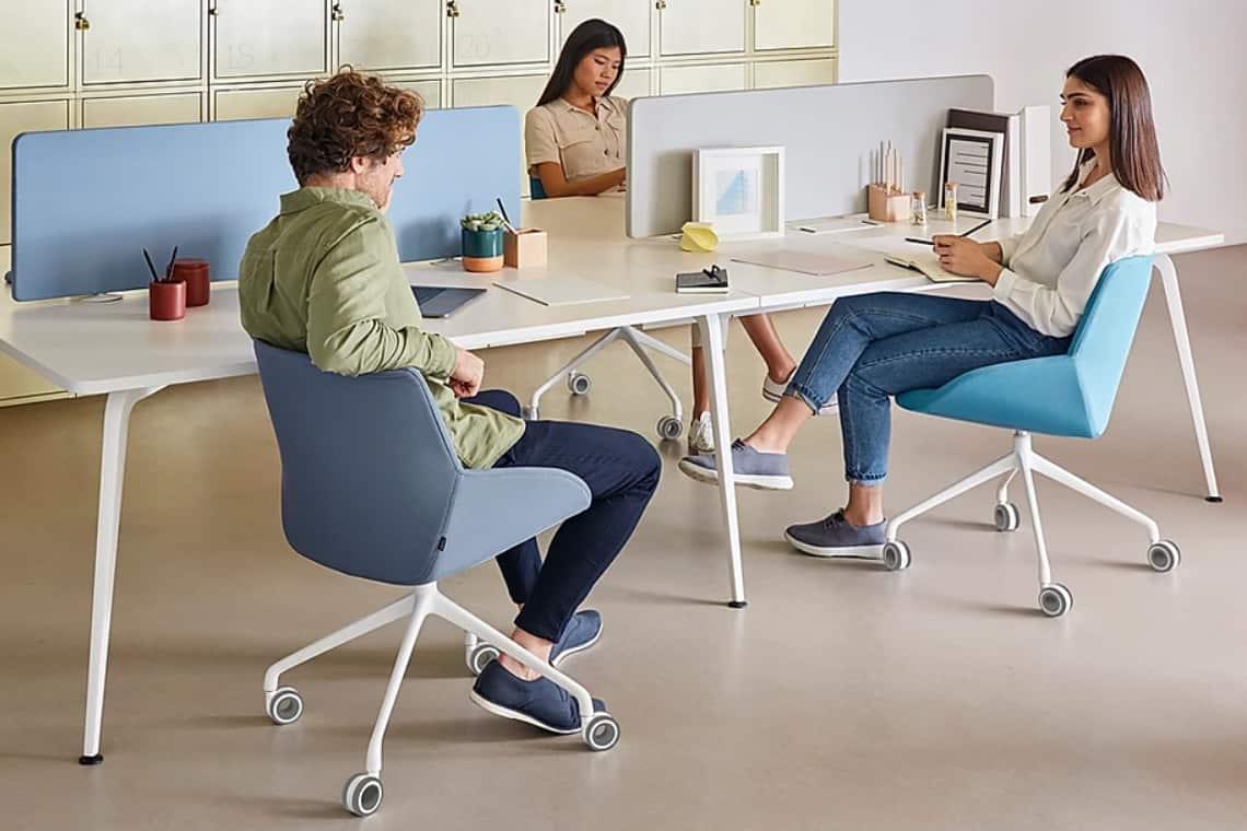Pametna pisarna za večjo produktivnost in zdravje