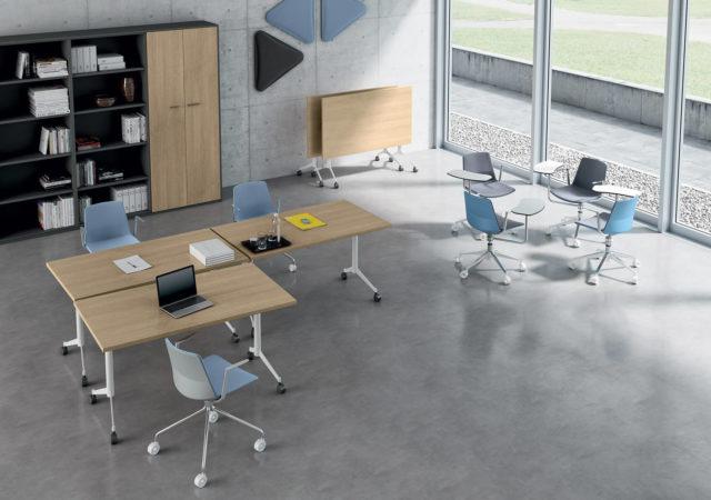 Mize za učilnice