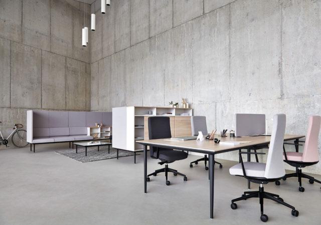 Sedežna garnitura za pisarne
