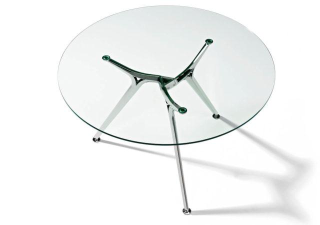 Okrogla miza Arkitek