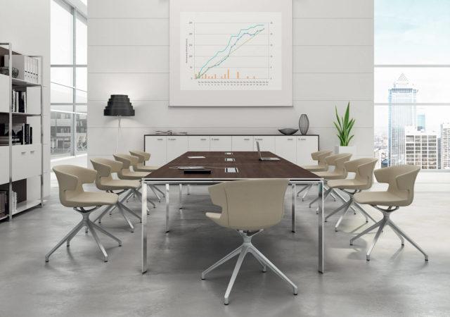 Sejna miza X7