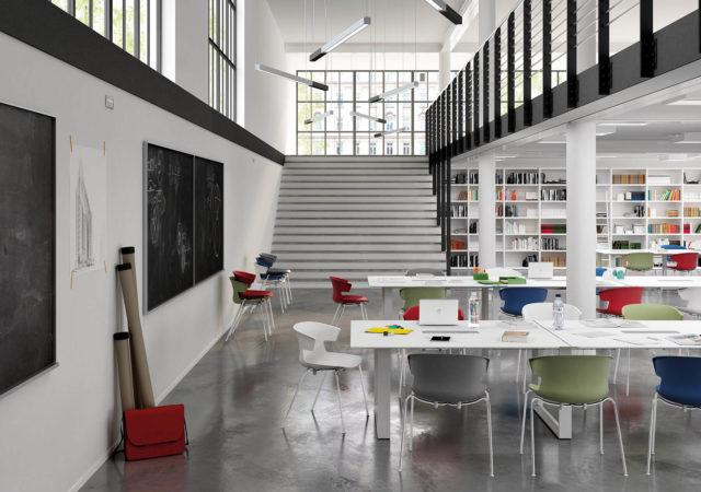 Stoli za učilnice