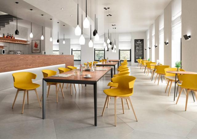 Mize za kavarne