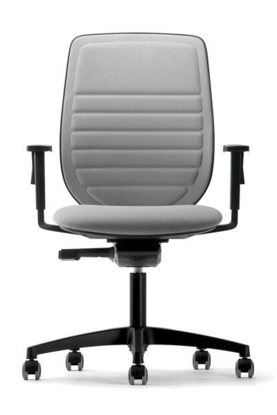 Oblazinjeni pisarniški stoli Okay-T
