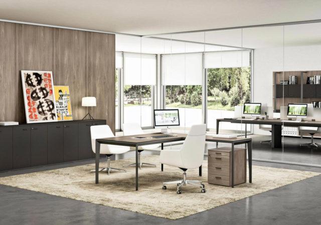 Pisalna miza za direktorske kabinete X5