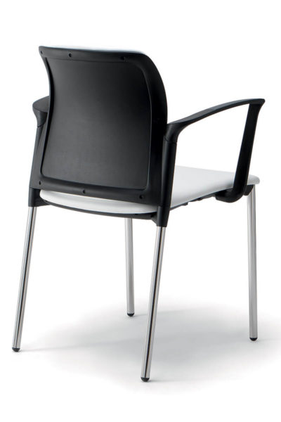 stoli z onlazinjenim sediščem