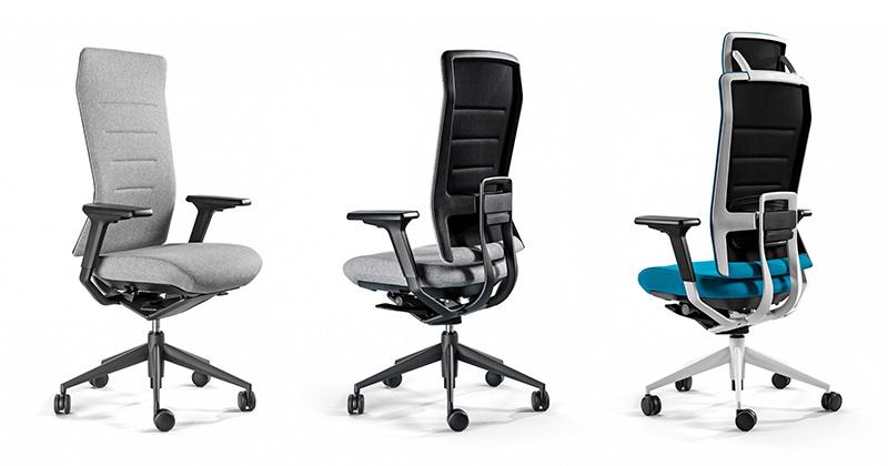 certifikat za ergonomski stoli za intenzivno uporabo 24/7