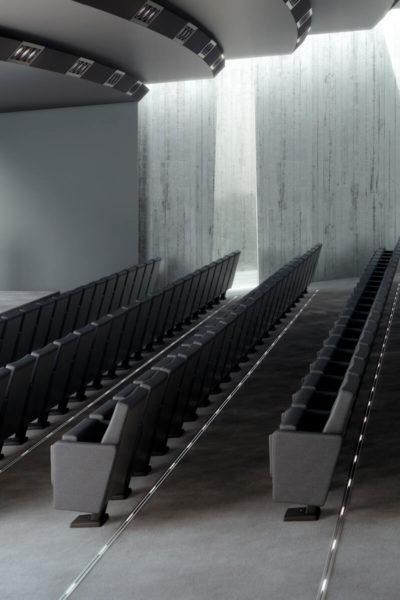Gledališki stoli Audit 20