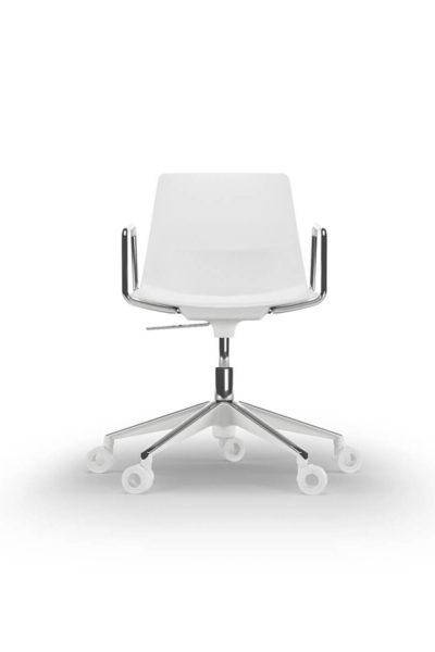 Konferenčni stol Clue na vrtljivem podnožju
