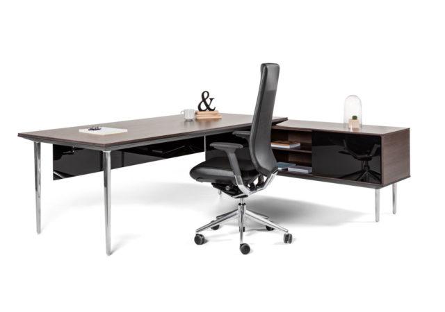 Pisarniške mize Longo