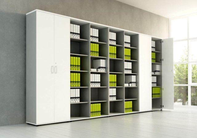 Pisarniške omare M
