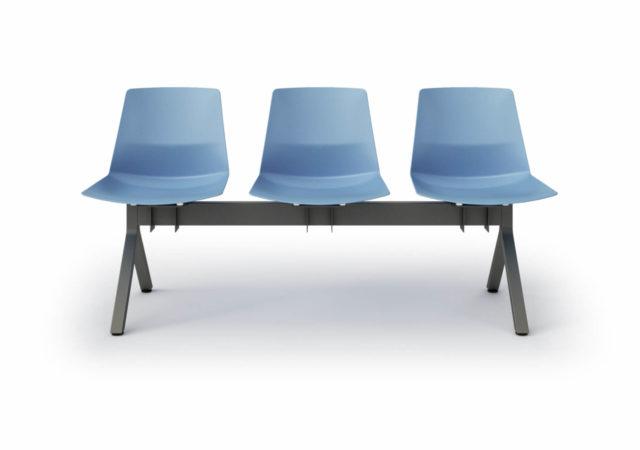Stoli za čakalnice Clue