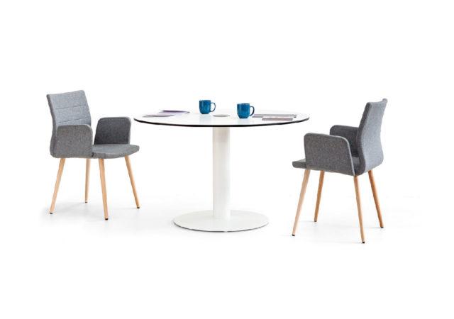 Okrogla konferenčna miza Tabula