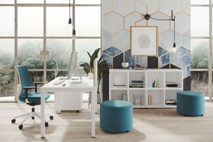 pohištvo za domače pisarne